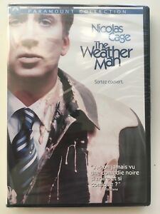 The-Weather-Man-DVD-NEUF-SOUS-BLISTER-Nicolas-Cage-Michael-Caine