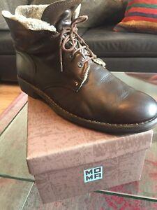 best service e7b95 4a71d Details zu MOMA Herren Stiefel Boots Schuhe GR43/BROWN