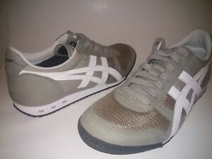 watch db192 27b28 Details about Onitsuka Tiger Ultimate 81 Athletic Sneakers HN201 Mens Size  6.5 Two-tone Gray