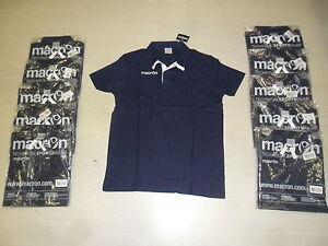 10 voor Blue Line 90180701 representatieve Polo Macron Swing Team Code stukken 1cTlJFK3