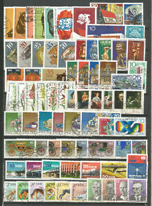 DDR-1976-gestempelt-kompletter-Jahrgang-mit-guten-echten-Poststempel