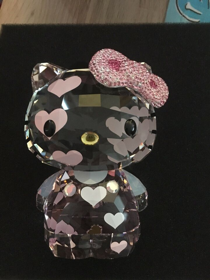 Samlefigurer, Swarowski Hello Kitty