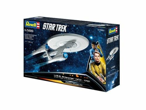 Star Trek Into Darkness Neu Revell 04882-1//500 USs Enterprise Ncc-1701
