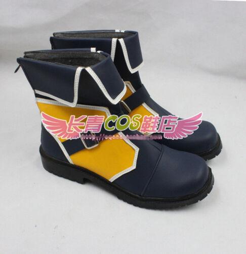 Kingdom Hearts 3 Sora Short ver Cosplay Boots Shoes Anime Halloween Christmas MM
