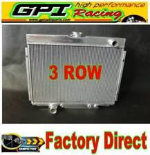 4Row Aluminum Radiator For 72-79 Ford Ranchero Torino Montego Mercury Cougar//XR7