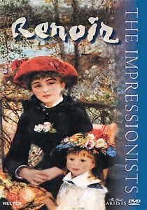 IMPRESSIONISTS-Impressionists-Renoir-DVD-NTSC-Full-Screen