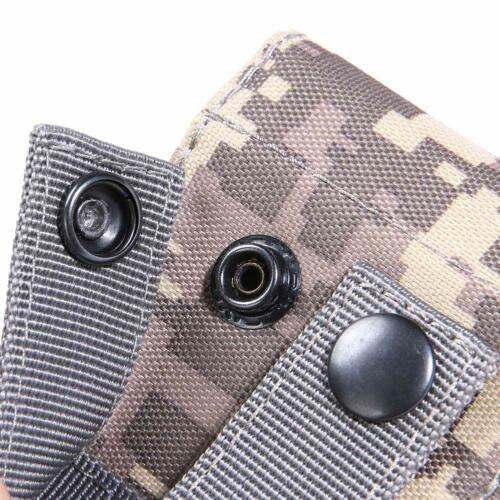 Outdoor Tactical Molle Radio Walkie Talkie Holder Bag Magazine Pouch Pocket Case