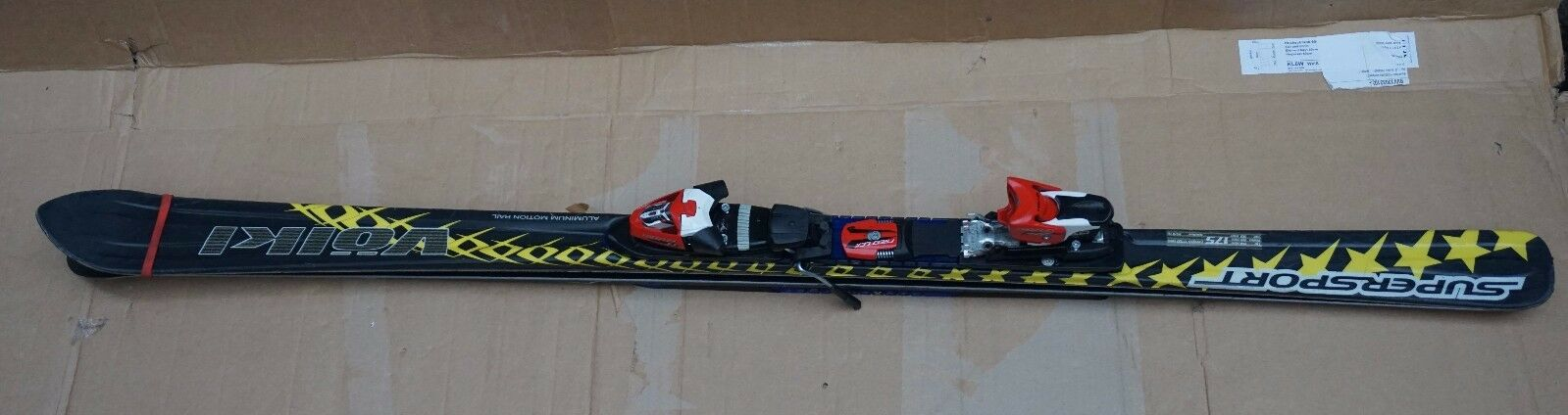 ALPIN-SKIS VÖLKL  SUPERSPORT  five star 175cm  wholesale cheap and high quality