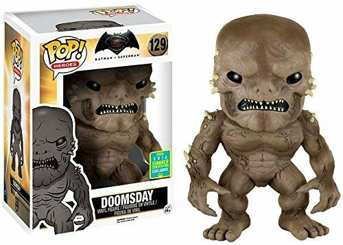 Batman Vs Superman 6 6 6  Doomsday 2016 Summer Convention Exclusive Funko Pop Vinyl df2a41