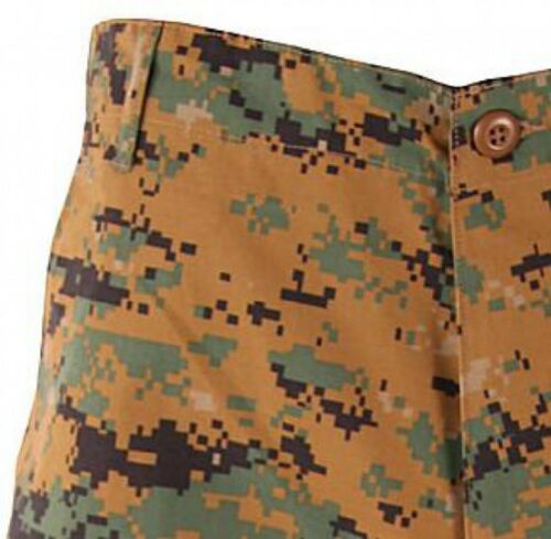 Funsport PROPPER MARPAT Army Woodland Digital USMC ACU Combat Battle Rip Hose pants XLL