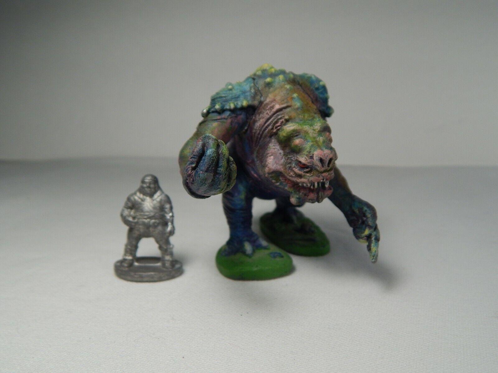 Grenadier estrella guerras 40311 The Rancor Pit.Hobby Products Metal Miniature.1990