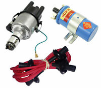 Empi Vw 009 Street- Distributor W/electronic Ignition, Red Screamer Kit Kt-1013
