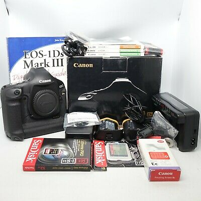 Canon EOS 1DS Mark III Digital Camera Memory Card 32GB CompactFlash Memory Card