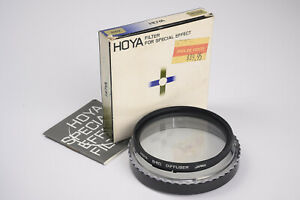 N-I-B-New-Old-Stock-Hoya-Bay-60-B60-Hasselblad-Diffuser-Filter-Unused
