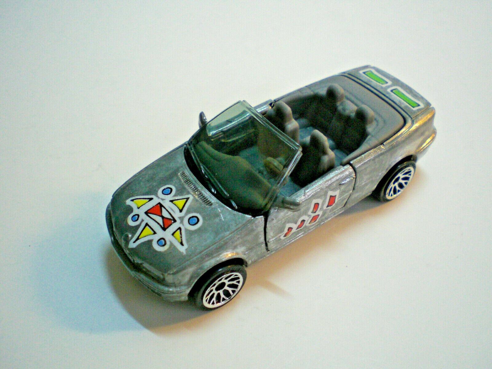 MATCHscatola  Limitato  FischerArtSet   2340  BMW 3 SERIES CABRIO  code 1  2002