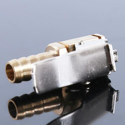 1PC Brass Car Tyre Inflator Valve Connector Air Chuck Tire Clip Lock-on T