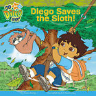 Diego Saves the Sloth by Nickelodeon (Paperback, 2008)