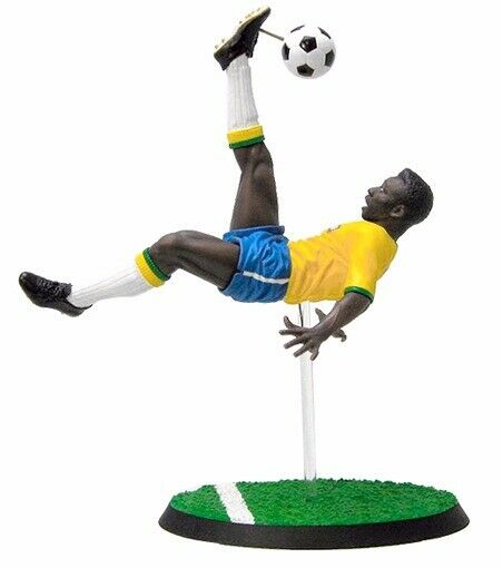 KOTOBUKIYA Pele jugador de fútbol 20TH CENTURY icono serie leyenda Héroe Figura Rara