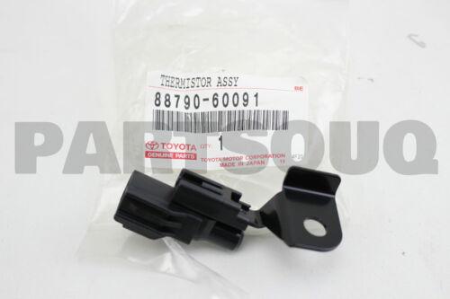 AMBIENT TEMP. SENSOR COOLER 88790-60091 8879060091 Genuine Toyota THERMISTOR
