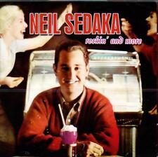 NEIL SEDAKA - ROCKIN' AND MORE - 50 TRACKS (NEW SEALED 2CD)