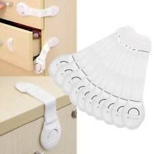 Baby Safety Lock Child Kid Box Drawer Cupboard Cabinet Wardrobe Door Safe Oven