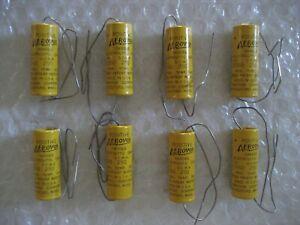 = HI QUALITY = AEROVOX 2 pcs 12uf FILM audio capacitor stereo speaker 12 uf cap