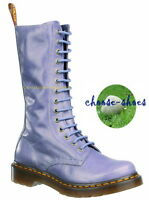 """DOC DR. MARTENS """" 14-LOCH STIEFEL"""" 1B99 BUTTERO 11820530 WASCHED LILAC"""