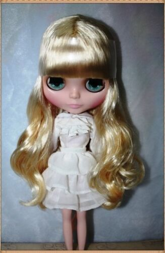 Miss Spring Blythe Nude Doll from factory