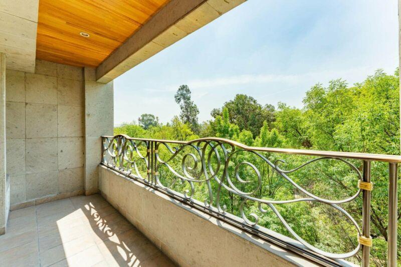 Campos Eliseos  Col Polanco 3 recamaras sin muebles  balcon amplio