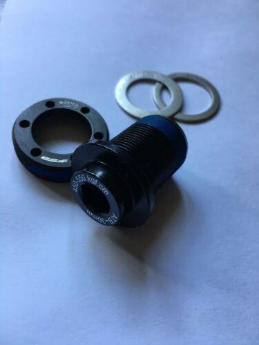 FSA MegaExo Crank Screw QR-8A M18-30mm MTB Crankset Tensioning Bolt