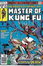 Master of Kung Fu #62 (Marvel 1978; vf 8.0) Jim Craig artwork
