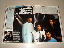 TV SORRISI CANZONI=1984/17=THE QUEEN BAND FREDDY MERCURY=KOLOSSAL FILM DOMINI=