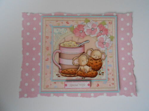 PACK 2 CRUMBS ANOTHER YEAR OLDER EMBELLISHMENTS FOR CARDS//CRAFTS-SPECIAL WIFE