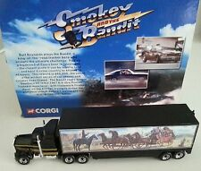 Snowman's Smokey & The Bandit Custom Truck Trailer Kenworth W900 Semi