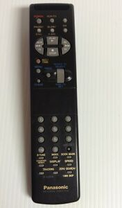 Panasonic VSQS1344 Remote Control