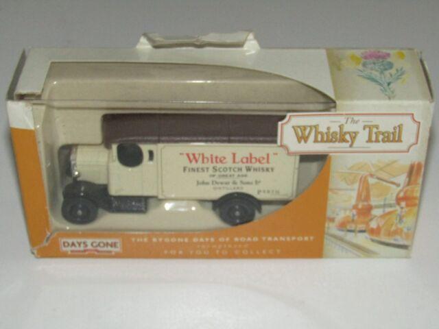 LLEDO Scotch Whiskey Trail Collection Morris Van WHITE LABEL WHISKY DG043031 146