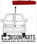 *FITS VOLKSWAGEN CARAVELLE 2003-2015 REAR LED BRAKE LIGHT DRIVER SIDE RH VWA034
