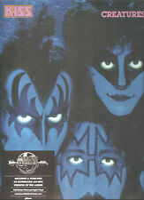 """KISS """"Creatures Of The Night"""" 180g Vinyl LP Back To Black sealed"""