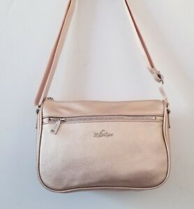 attractive colour hot-selling fashion select for original Details about Kipling Callie Small Vegan Leather Crossbody~Pink