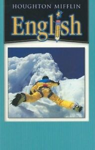Houghton-Mifflin-English-Student-Book-Grade-8-by-HOUGHTON-MIFFLIN-Hardcover
