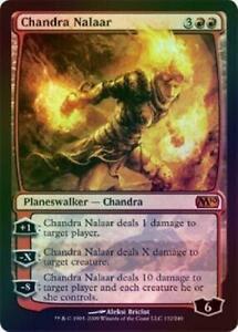 Foil New MTG M10 Magic Chandra Nalaar