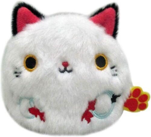 Sanei Boeki Goldfish Hana Neko Dango Flower Cat Stuffed Toy from JAPAN NEW F//S