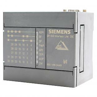 Siemens 6GK1415-2AA01 SIMATIC NET Link Profibus//AS-Interface Module inc warranty