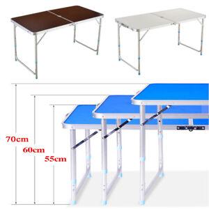 Klapptisch Wohnwagen.Details Zu Camping Tisch Wohnwagen 120x70cm Campingtisch Klappbar Klapptisch Gartentisch