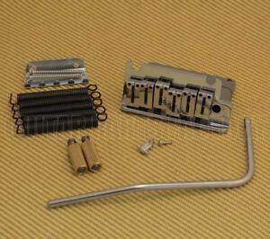 007 7092 049 Fender Deluxe Usa 2 Point Tremolo Bridge Assembly