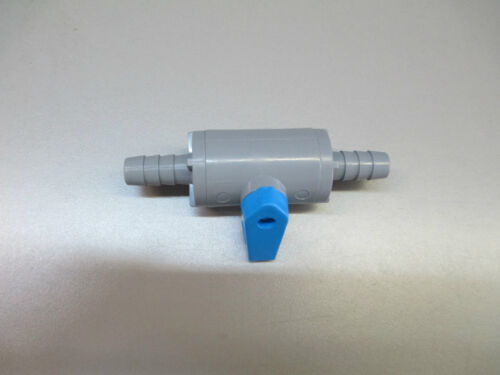3//8 plastic barbed shutoff valve