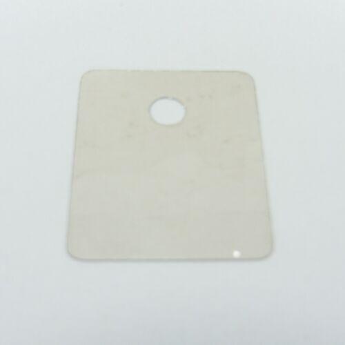 TO-3P Mica Insulator Plastic Pad Electronic Transistor Sheet Insulation
