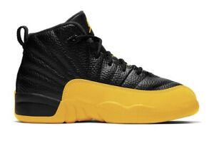 Nike Air Jordan Retro 12 XII Black and