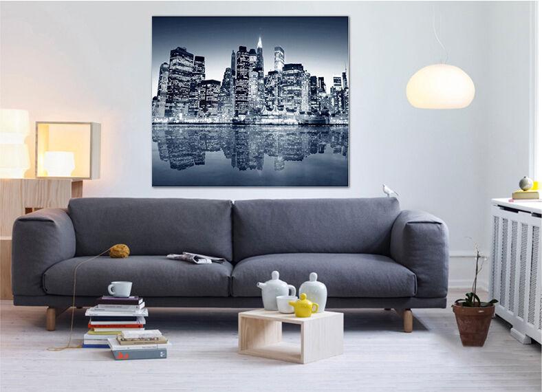 3D Nacht Licht Stadt Schatten 8 Fototapeten Wandbild BildTapete AJSTORE DE Lemon
