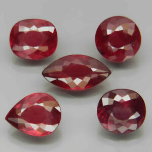 13-42-TCW-NATURAL-Mixed-Shape-Cherry-Red-Rhodolite-GARNET-8-0x7-0to12-0x6-0MM
